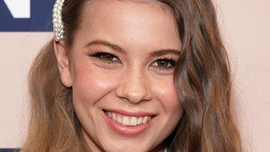Bindi Irwin reveals a very special new detail about her wedding