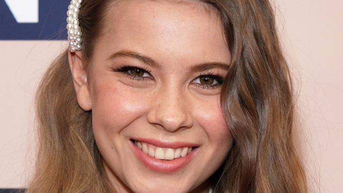Bindi Irwin reveals who will walk her down the aisle at her wedding