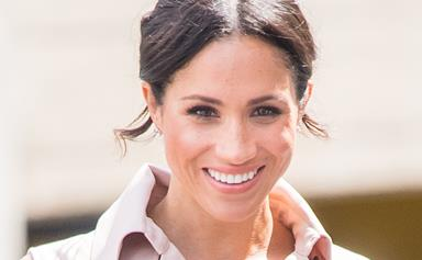 See Duchess Meghan's impeccable handwriting in this heartfelt thank you note