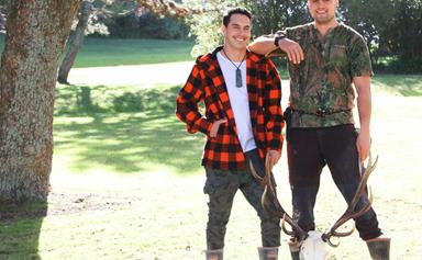 The Block NZ's Ethan and Sam: How a bully brought them together
