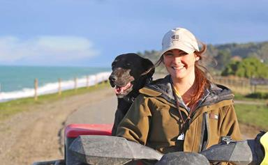 The young Kiwi shepherd bringing awareness to mental health issues in the industry