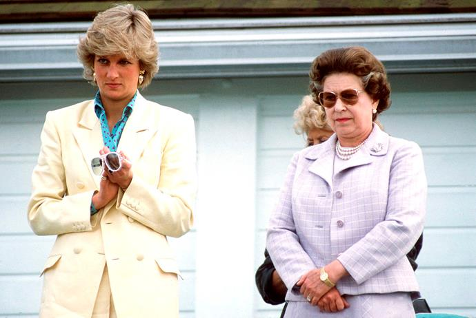 Princess Diana's former private secretary says the  late Princess felt alienated from the royal family. Particularly after her divorce from Prince Charles. *(Image: Getty)*