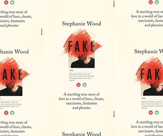Win the NEXT September book of the month: Fake by Stephanie Wood