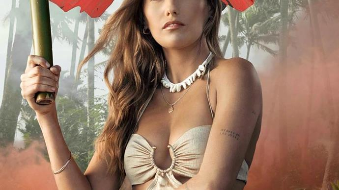 Lily McManus celebrity treasure island
