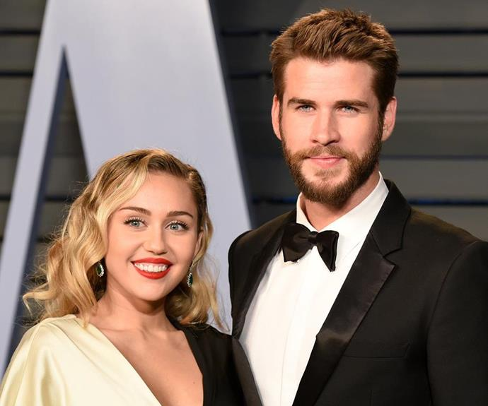 "Miley and Liam ""have decided this is what's best while they both focus on themselves and careers."" *Photo: Getty*"
