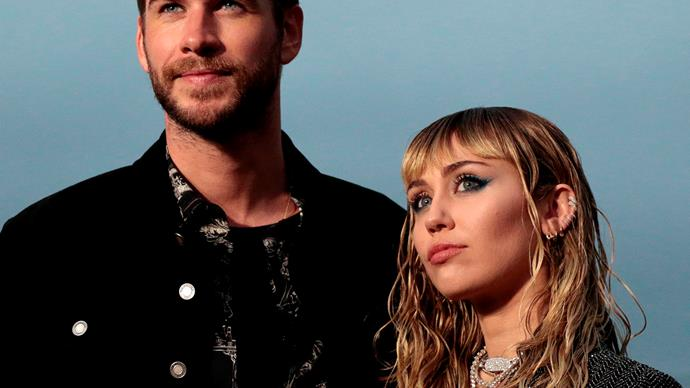 Miley Cyrus Liam Hemsworth Split