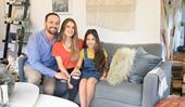 At home with The Block NZ's Sophia and Mikaere and their gorgeous daughter Frida