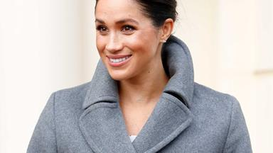 There's a very special meaning behind the pieces of jewellery Duchess Meghan wore in Africa