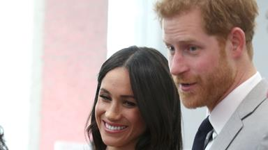 Duchess Meghan and Prince Harry's fans applaud them for their 'belief in the younger generation'