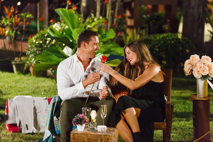 Lily failed to find lasting love with *The Bachelor* Zac Franich.