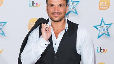 How Rachel Hunter's sister helped Peter Andre overcome his crippling panic attacks