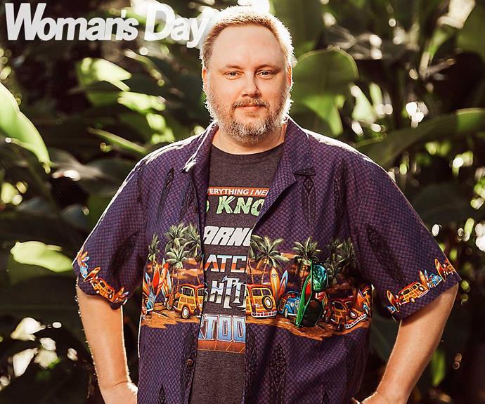 Karl burnett celebrity treasure island