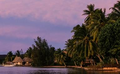 Tranquil Tahiti: Where the tastes of France, Polynesia and China meet
