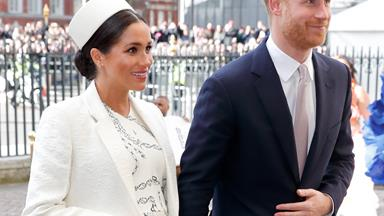 Duchess Meghan and Prince Harry's secret overseas trip with Archie