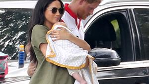 Duchess Meghan and Prince Harry jet off on another family holiday to the south of France