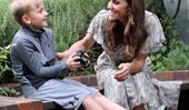 Duchess Catherine honours this lucky nine-year-old to celebrate World Photography Day