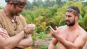 Sam Wallace and Eric Murray bare all on Celebrity Treasure Island