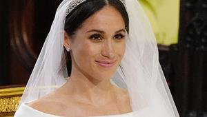 Revealed: Where Duchess Meghan found inspiration for her wedding day makeup look
