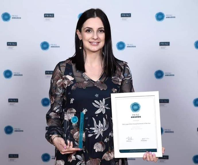 Cassie Arauzo is named PRINZ Young PR Professional Of The Year 2019