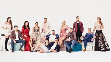 They're here! Meet the new brides and grooms of Married at First Sight NZ