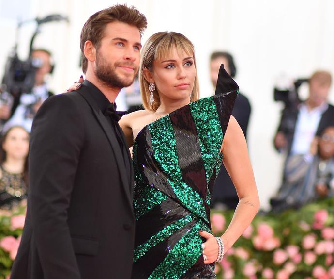 One of their last public appearances together, at the Met Gala in May. *Image: Getty*