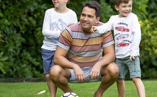 Simon Bridges and sons
