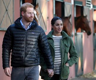 prince harry and meghan markle morocco