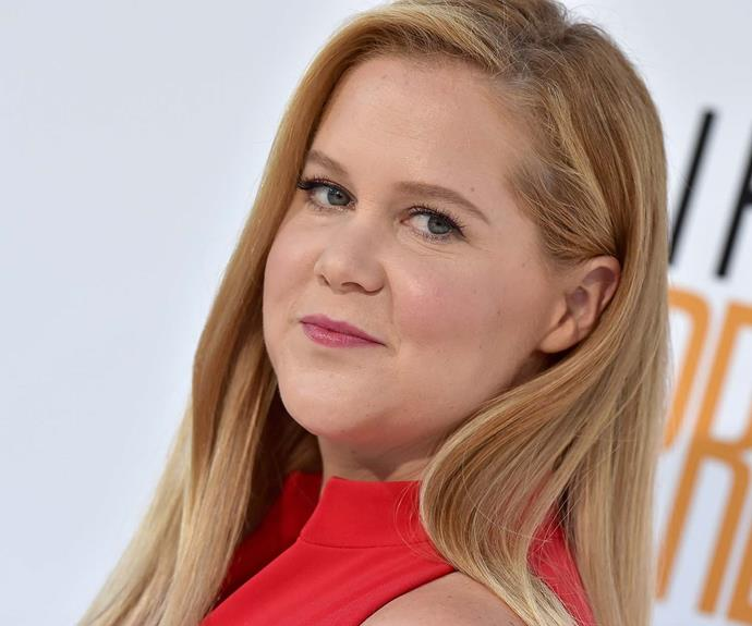 Amy Schumer returns to work for real this week and shows the world how exhausted she is