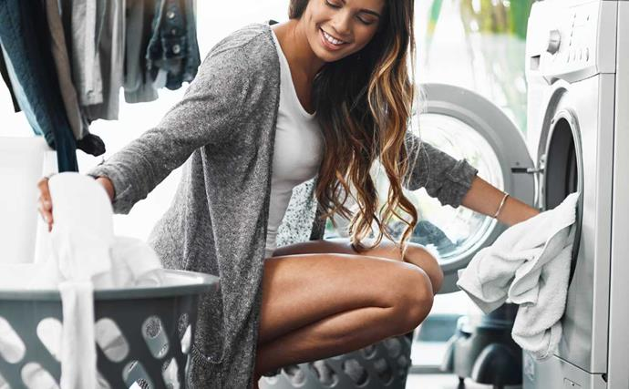 The sensitive skin laundry hack that makes your clothes soft and speeds up drying time