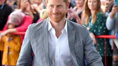 Prince Harry shares more exciting details about his family's upcoming tour of South Africa