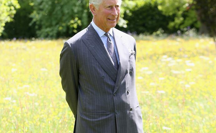 prince charles at highgrove