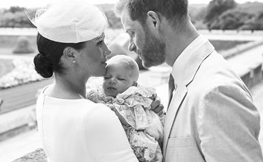 Here he is! See adorable Archie make his first appearance on the royal tour