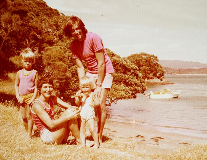 Carefree days in Whangarei, 1973