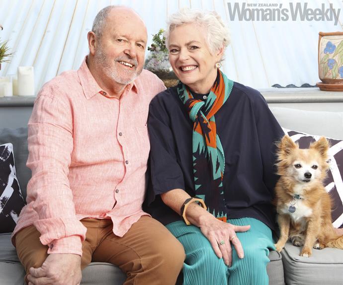 Julie and Peter Collis