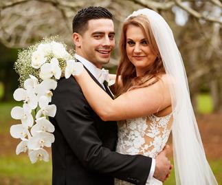 Married at first sight nz jordan anna wedding