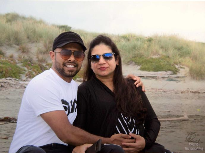 """He treated me like a princess,"" says Khusbu of her husband of six years."