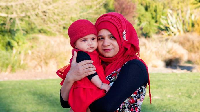 Christchurch Mosque widow's grief: My husband never got to hold our baby