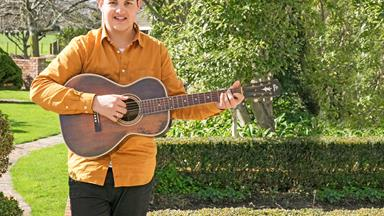 Carson Taare: The talented young musician with a voice like Elvis