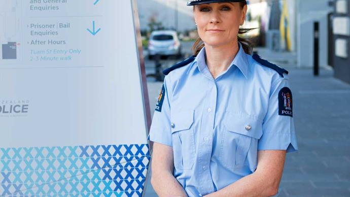The Canterbury policewoman heading the national police negotiating team