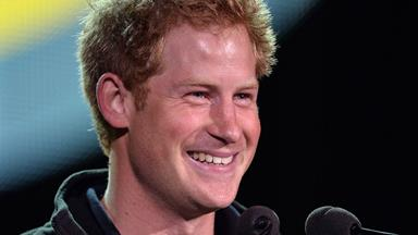 Prince Harry shares the story behind what he describes as one of the worst speeches he's ever given