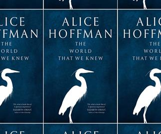Win the NEXT book of the month October: The World That We Knew by Alice Hoffman
