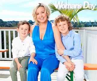 Jodie rimmer children celebrity treasure island