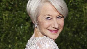 Helen Mirren on why being old is 'cool' and marriage is great