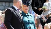 Zara Tindall reveals she was 'uncomfortable' during Duchess Meghan and Prince Harry's wedding