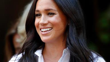Duchess Meghan returns from maternity leave to launch her capsule clothing collection