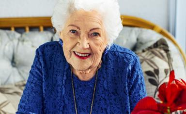 Tech-savvy granny: Meet Val, a social media queen at 90
