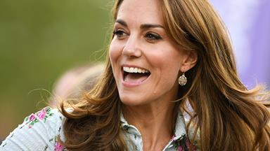 Duchess Catherine met with the director of Love Actually to talk about a new mental health initiative