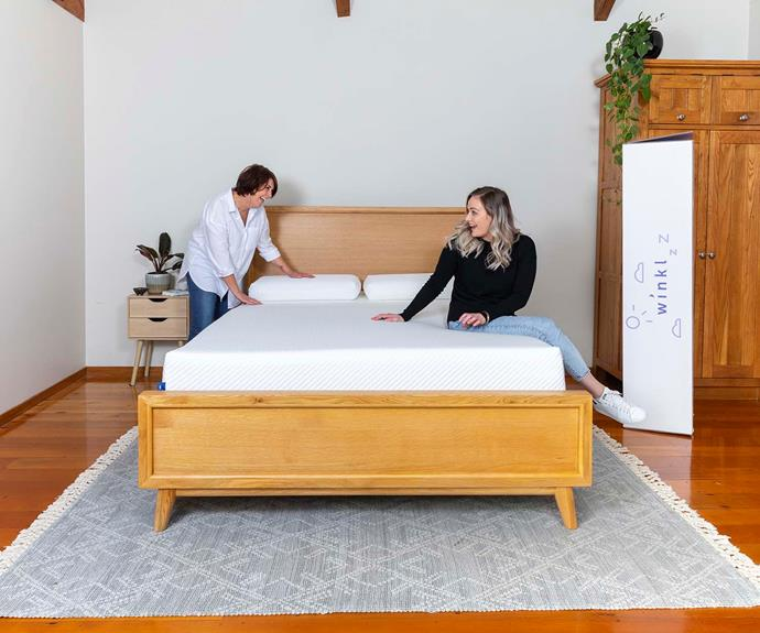 Taking sleep to the next level: The new Kiwi bed-in-a-box mattress company that's delivering NZers better sleep