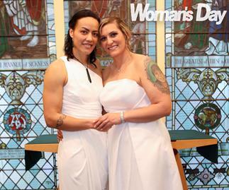 Kiwi Ferns Honey Hireme wedding Rochelle Smiler