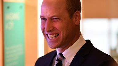 Prince William reveals he loves watching this award-winning TV show while opening a new BAFTA exhibition